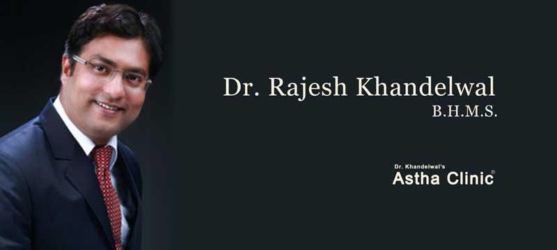 Dr Rajesh Khandelwal BHMS